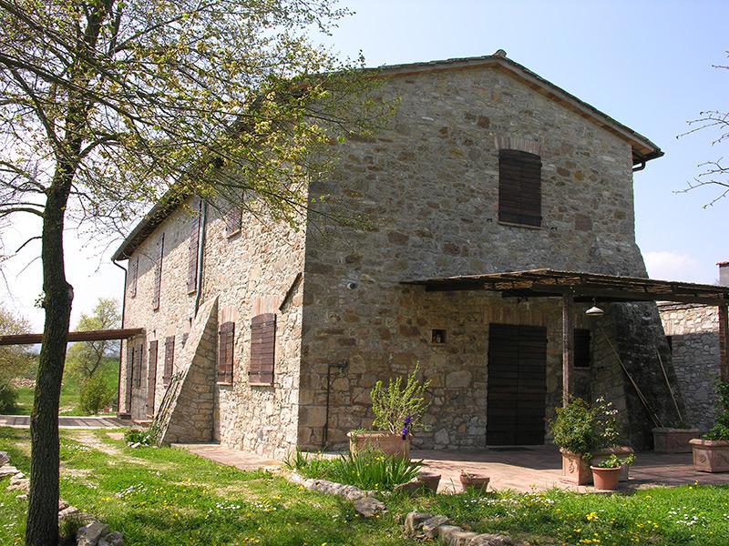 Villa di campagna with ville di campagna progetti for Ville in campagna progetti